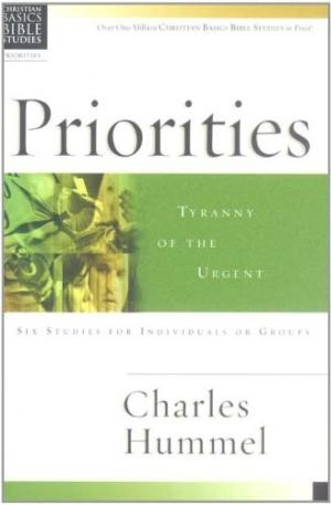Christian Basics: Priorities (Pamphlet)