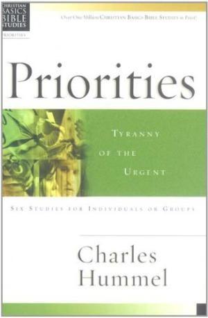 Christian Basics: Priorities (Pamphlet)