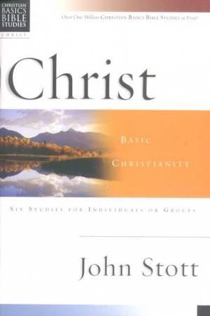 Christian Basics: Christ (Pamphlet)