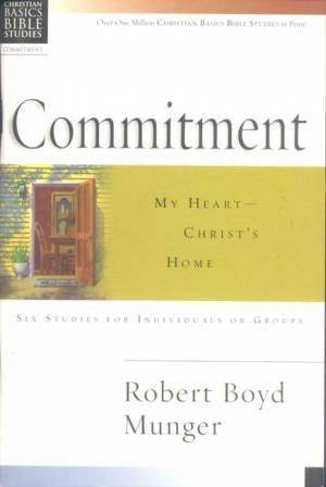 Christian Basics: Commitment (Pamphlet)