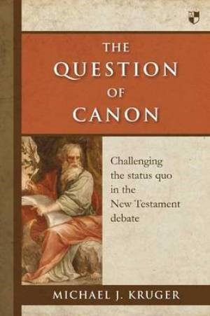 The Question Of Canon (Paperback)