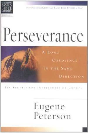 Christian Basics: Perseverance (Pamphlet)
