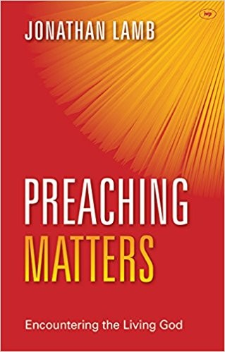 Preaching Matters (Paperback)
