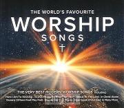 World's Favourite Worship Songs CD (CD-Audio)