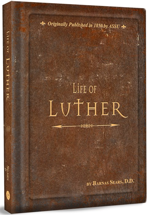 Life Of Luther (Hard Cover)