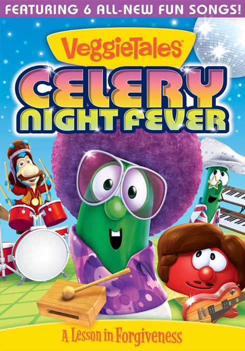 Veggie Tales: Celery Night Fever DVD (DVD)