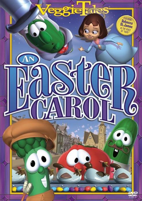 Veggie Tales: The Easter Carol DVD (DVD)