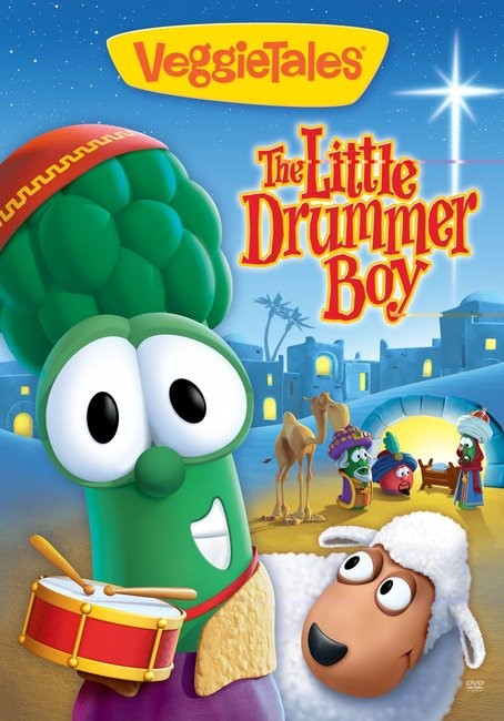 Veggie Tales: Little Drummer Boy DVD (DVD)
