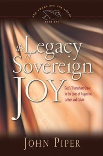 The Legacy Of Sovereign Joy (Paperback)