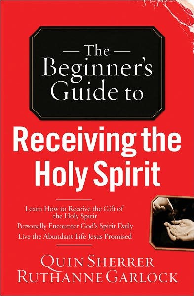 Receiving The Holy Spirit (Paperback)