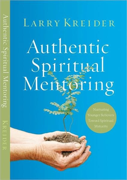 Authentic Spiritual Mentoring (Paperback)
