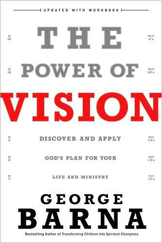 The Power Of Vision (Paperback)