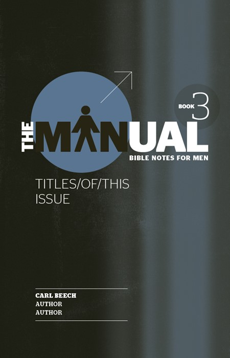 The Manual - Book 3 - Son/See/Surf (Paperback)