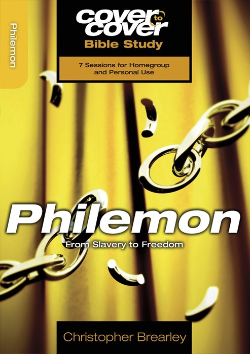 Cover To Cover Bible Study: Philemon (Paperback)