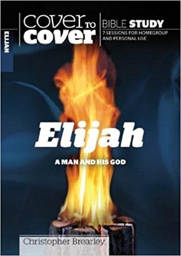 Cover To Cover Bible Study - Elijah (Paperback)