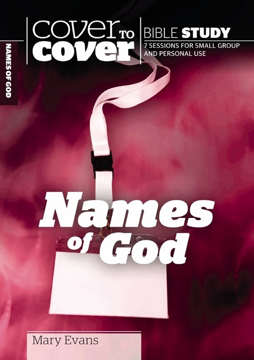 Cover To Cover Bible Study: Names Of God (Paperback)