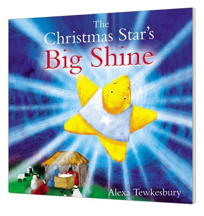 The Christmas Star's Big Shine - Minibook (Paperback)