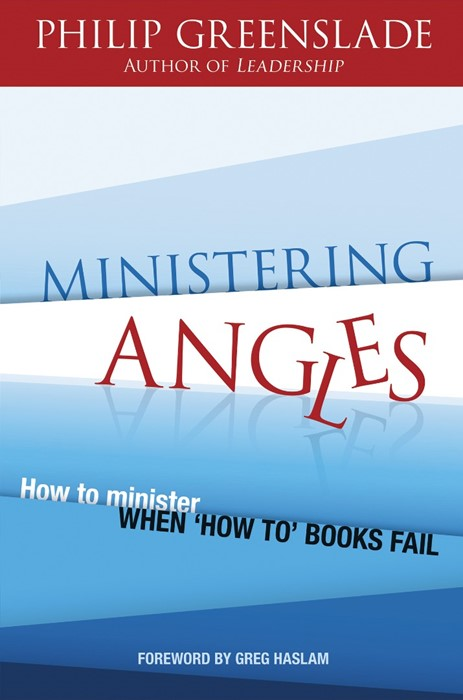 Ministering Angles (Paper Back)