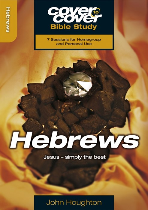 Cover to Cover Bible Study: Hebrews (Paperback)
