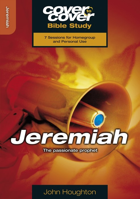 Cover To Cover Bible Study: Jeremiah (Paperback)