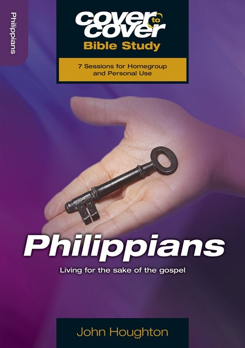 Cover To Cover Bible Study: Philippians (Paperback)