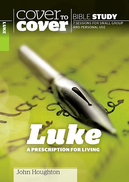 Cover To Cover Bible Study: Luke (Paperback)