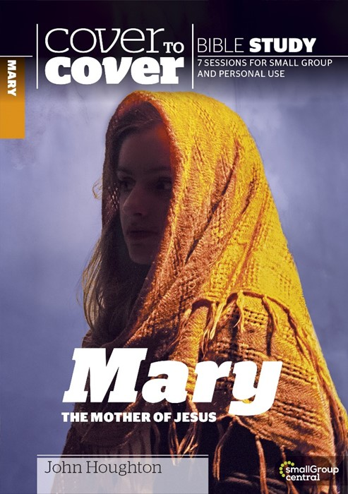 Cover To Cover Bible Study: Mary, The Mother Of Jesus (Paperback)