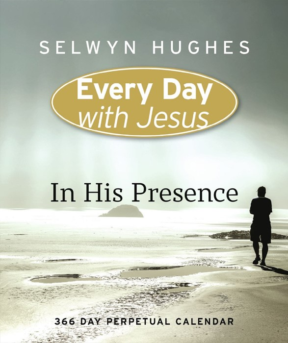 Every Day With Jesus Perpetual Calendar: In His Presence (Calendar)