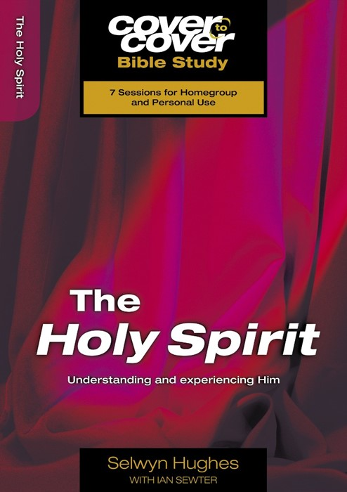 The Cover To Cover Bible Study: Holy Spirit (Paperback)