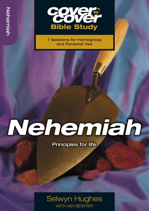 Cover To Cover Bible Study: Nehemiah (Paperback)