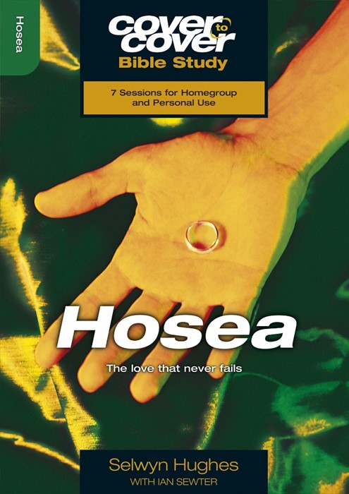 Cover to Cover Bible Study: Hosea (Paperback)