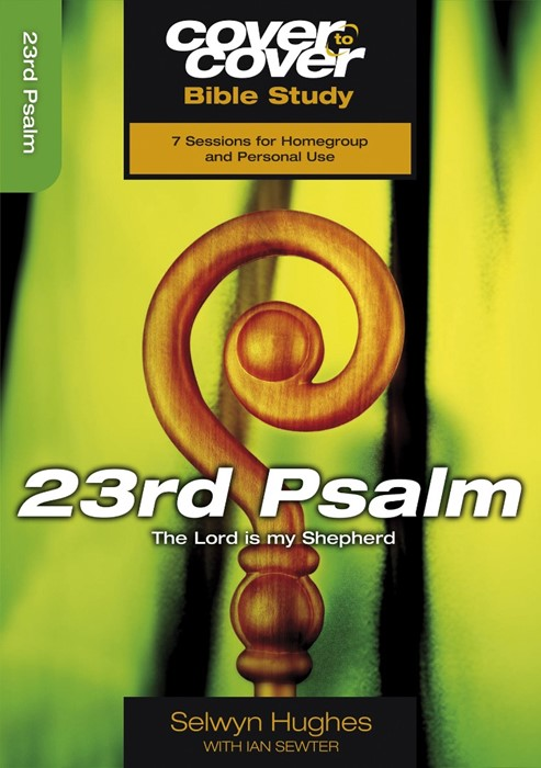 Cover To Cover Bible Study: 23rd Psalm (Paperback)