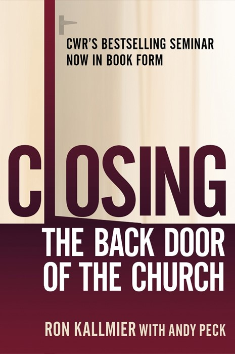 Closing The Back Door Of The Church (Paper Back)