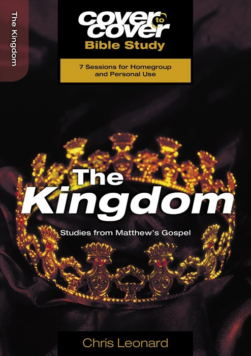 The Cover To Cover Bible Study: Kingdom (Paperback)