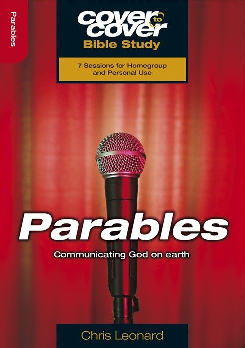 Cover To Cover Bible Study: Parables (Paperback)