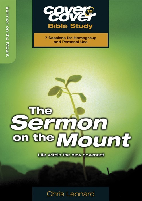 The Cover To Cover Bible Study: Sermon On The Mount (Paperback)