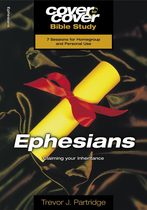 Cover to Cover Bible Study: Ephesians (Paperback)