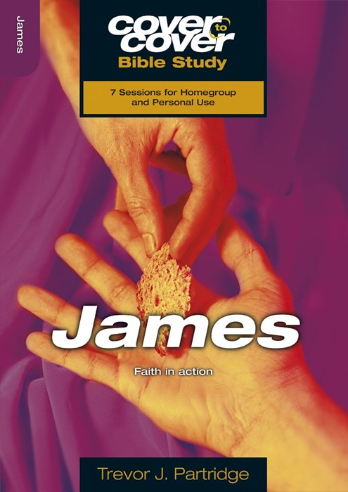 Cover To Cover Bible Study: James (Paperback)