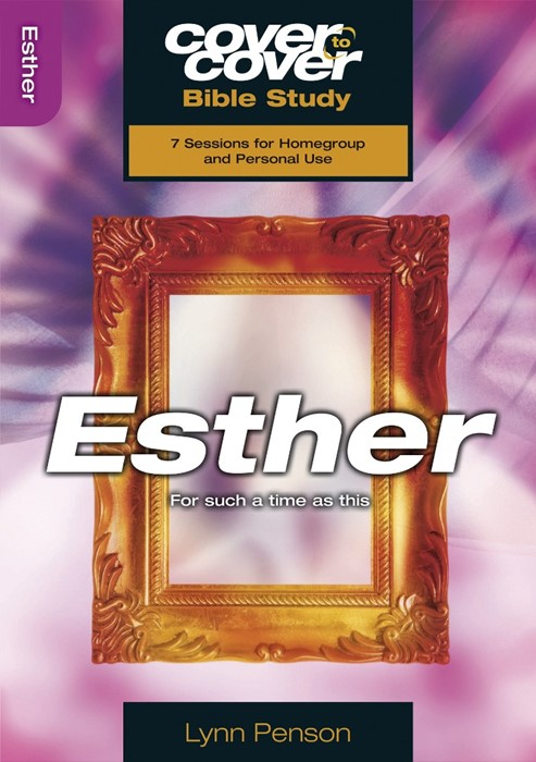 Cover To Cover Bible Study: Esther (Paperback)