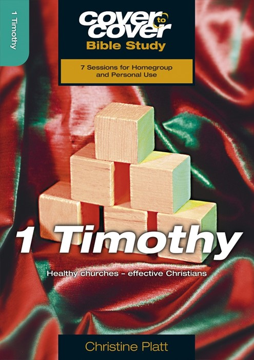 Cover To Cover Bible Study: 1 Timothy (Paperback)