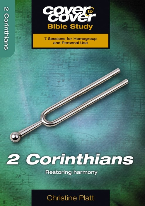 Cover To Cover Bible Study: 2 Corinthians (Paperback)