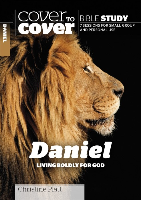 Cover To Cover Bible Study: Daniel (Paperback)
