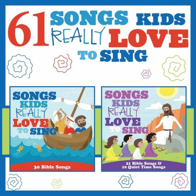 61 Songs Kids Really Love Sing (CD-Audio)