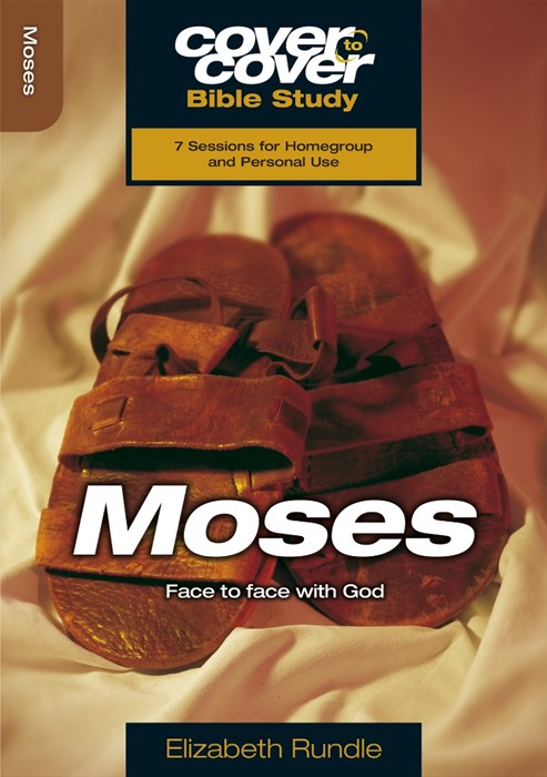 Cover To Cover Bible Study: Moses (Paperback)