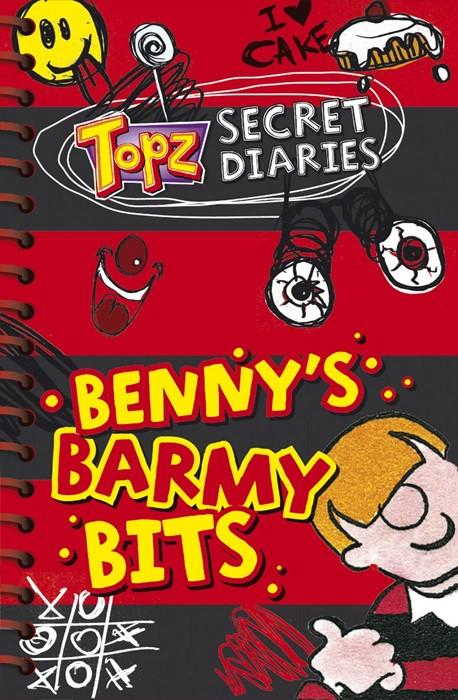 Benny's Barmy Bits (Paperback)