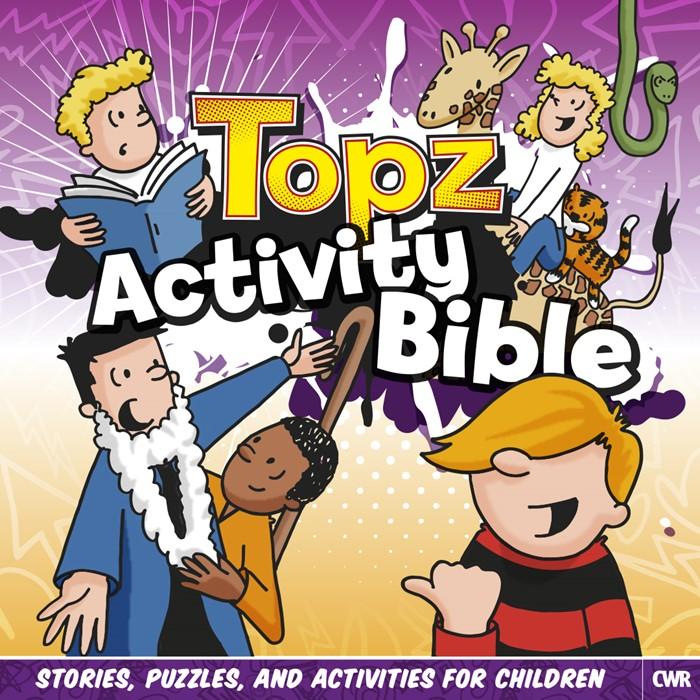 Topz Activity Bible (Paperback)