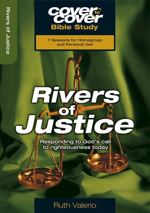 Cover To Cover Bible Study: Rivers Of Justice (Paperback)