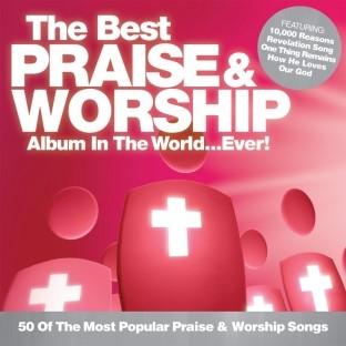 Best Praise & Worship... Ever CD (CD-Audio)