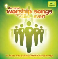 Best Worship Songs For The Church CD (CD-Audio)