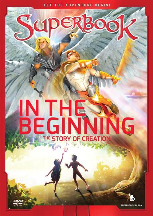 In The Beginning DVD (DVD)